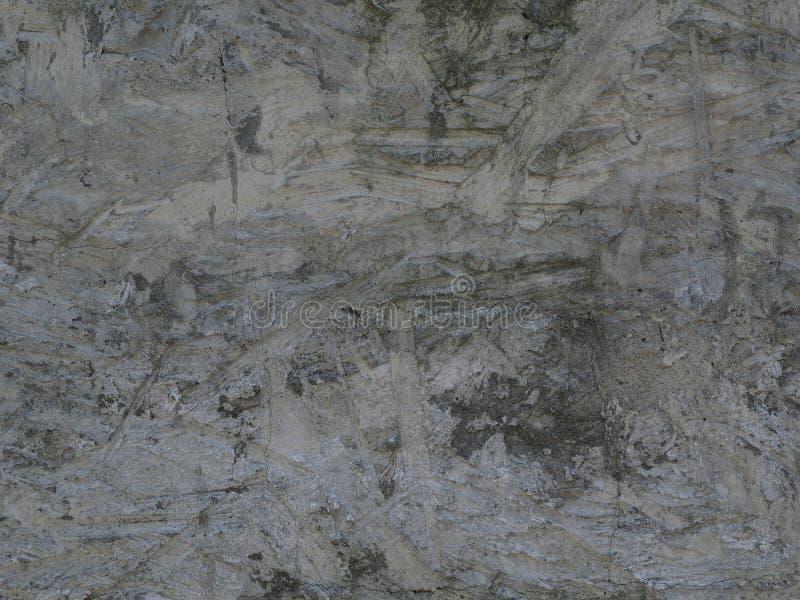 Bakgrund för betong för plast- för buse för beigagrå färggräsplan grov royaltyfria foton