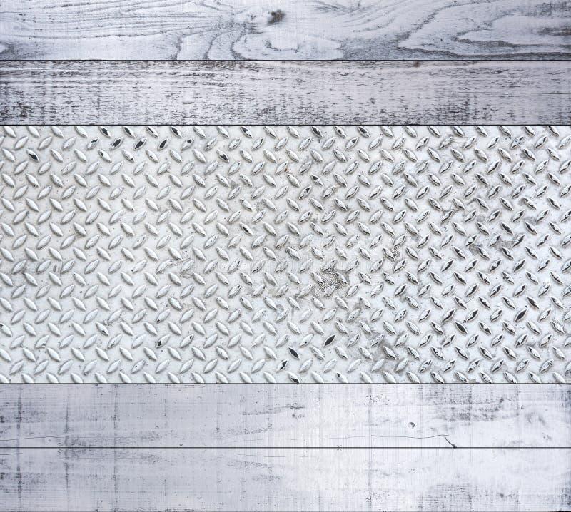 Bakgrund för diamantjärnplatta arkivbilder