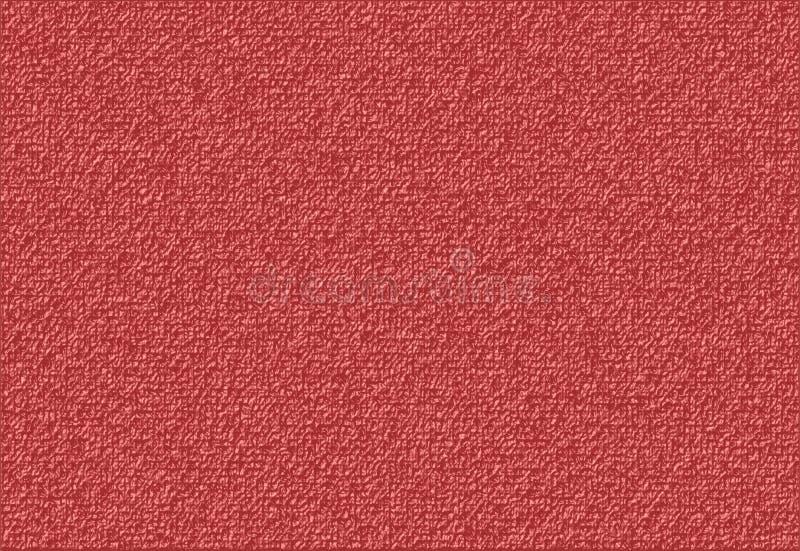 Bakgrund för gropig kanfas för Bourgognefärg grov vektor illustrationer