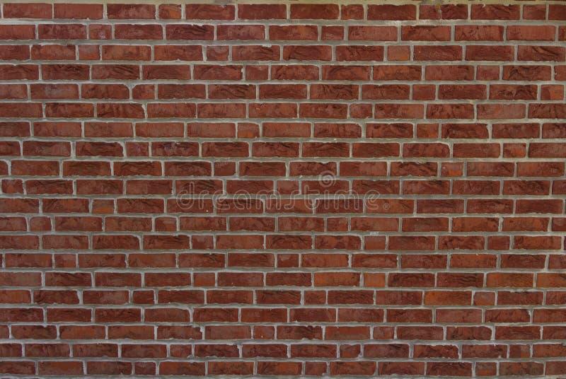 Bakgrund för grunge för textur för väggen för röd tegelsten kan använda till inredesignen arkivfoton