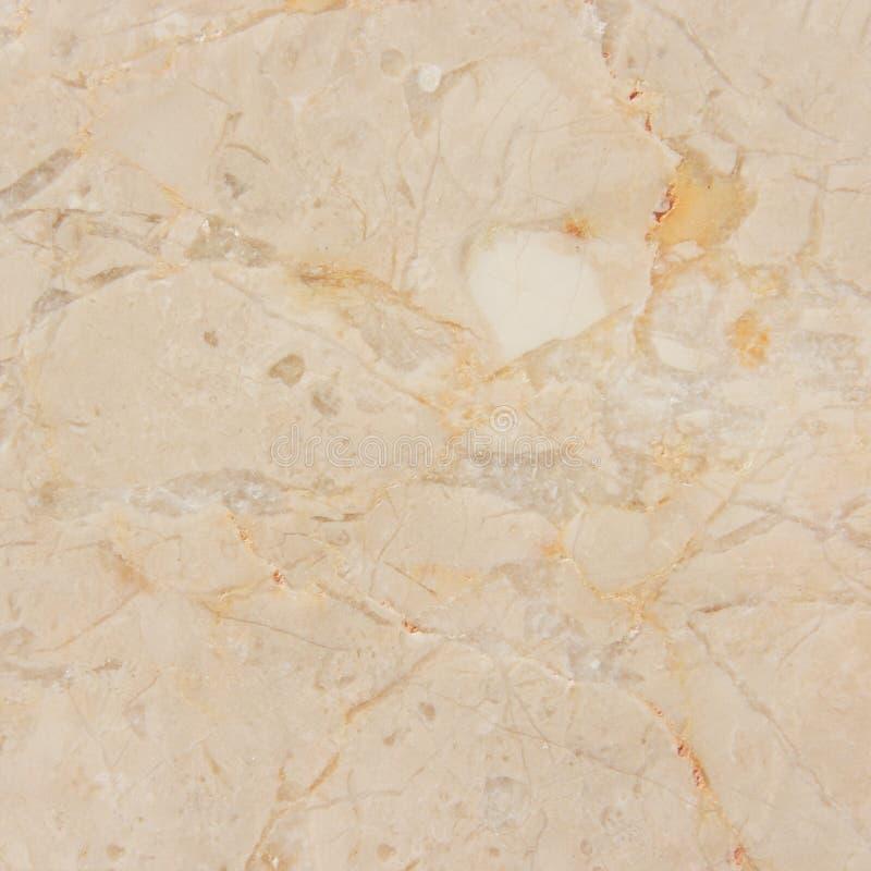 Bakgrund för marmor för golvtegelplatta beige arkivbild