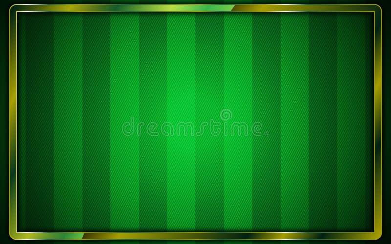 Bakgrund för match för stadion för fält för vektorsportgräsplan stock illustrationer