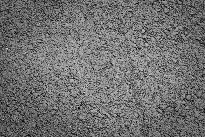 Bakgrund för modell för grå färgasfalttextur royaltyfria bilder