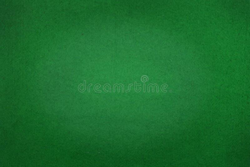 Bakgrund för pokertabellfilt royaltyfri bild