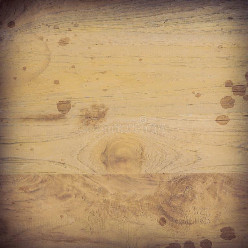 Bakgrund för textur för brun planka för trä smutsig royaltyfri fotografi
