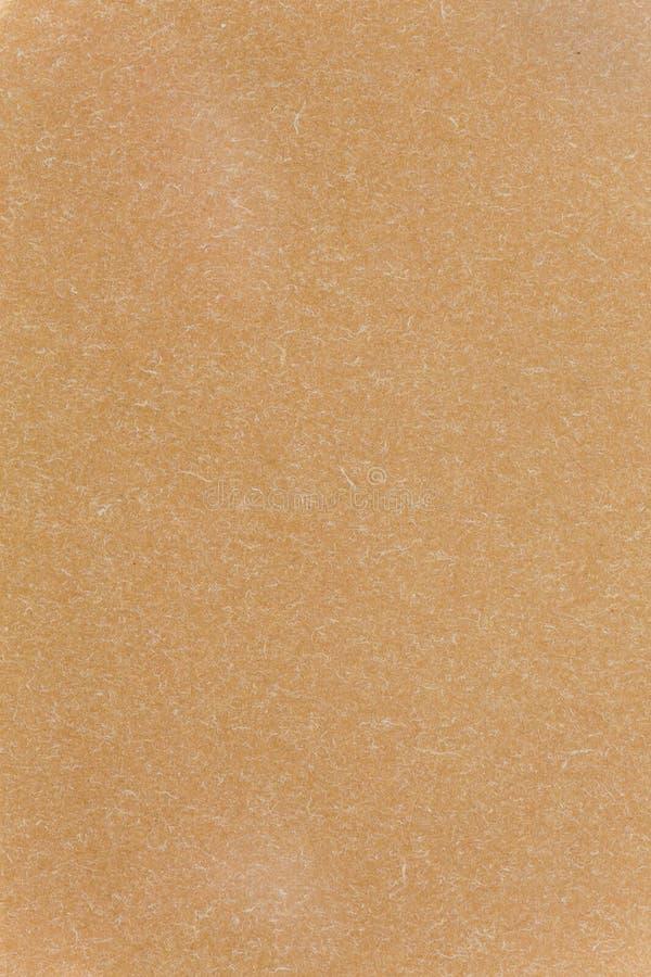Bakgrund för textur för Kraft papper royaltyfria foton