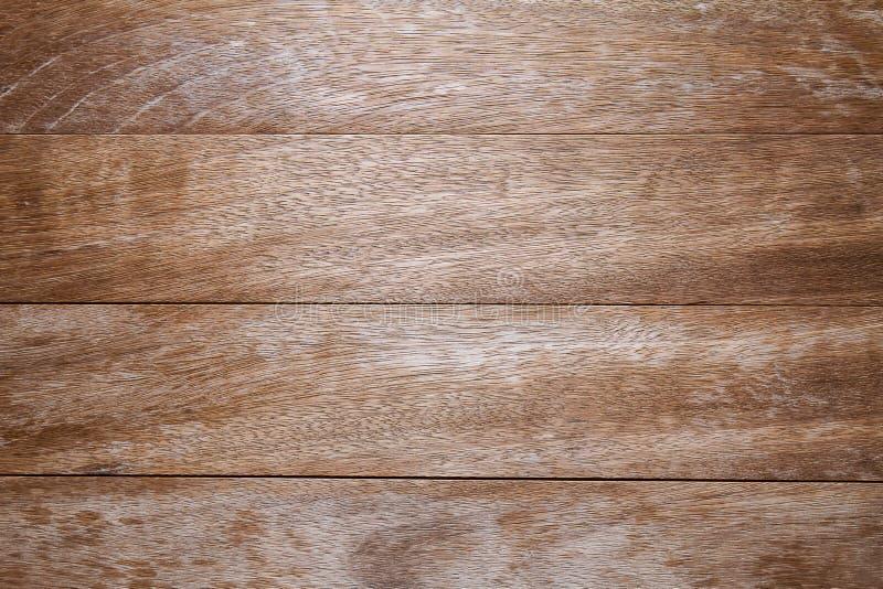 Bakgrund för textur för gammal tappning för grunge smutsig brun trä royaltyfri foto