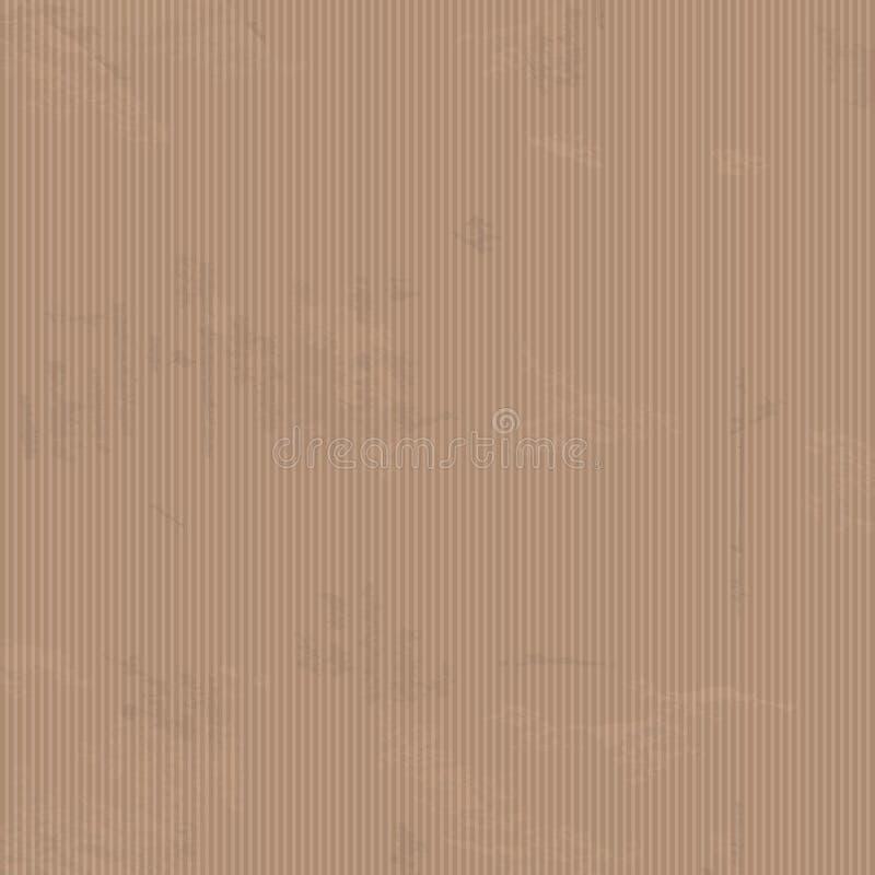 Bakgrund för textur för Kraft papper ditt bakgrundsdesignbruk presentationer, etc. stock illustrationer