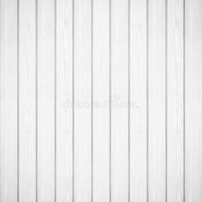 Bakgrund för textur för Wood väggplanka vit arkivfoton