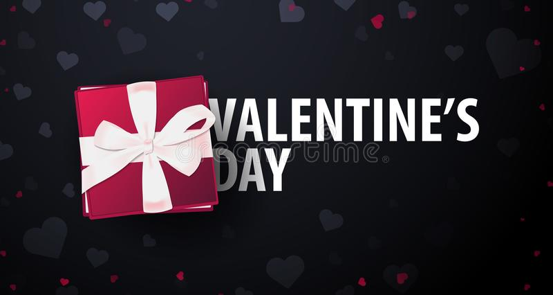 Bakgrund för valentindagförsäljning Tapet reklamblad, inbjudan, affischer, broschyr, kupong, baner också vektor för coreldrawillu stock illustrationer