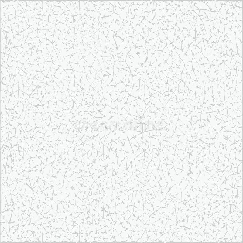 Bakgrund Grungetextur som består av fina sprickor vektor vektor illustrationer