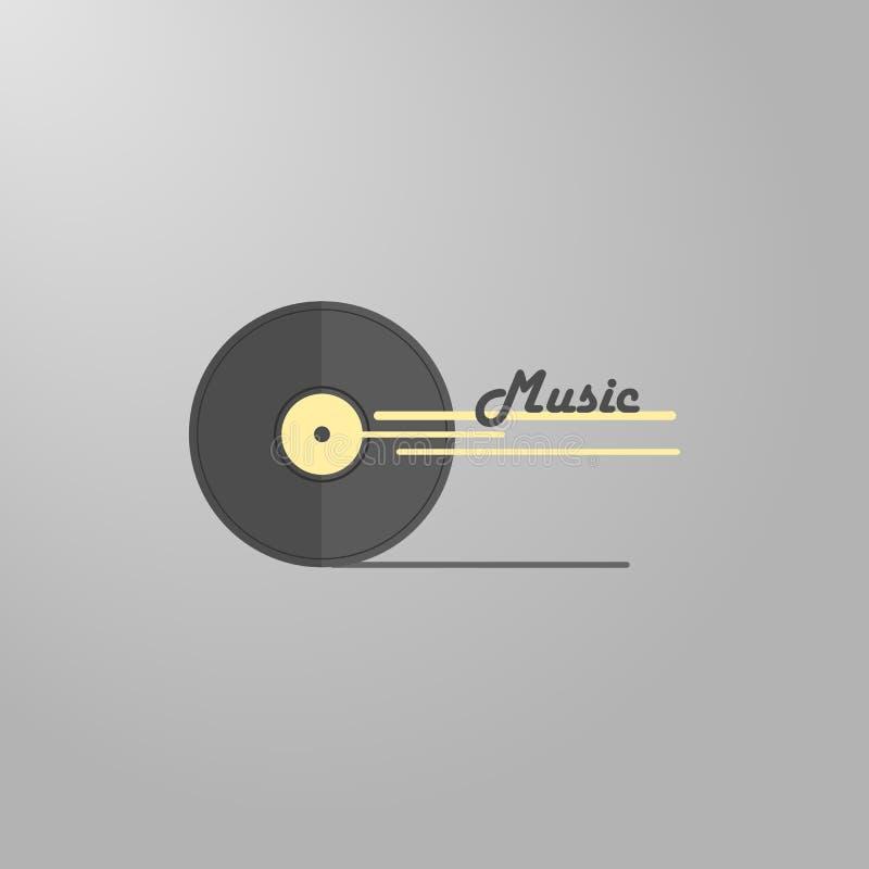 bakgrund isolerad registrerad vinylwhite royaltyfri illustrationer