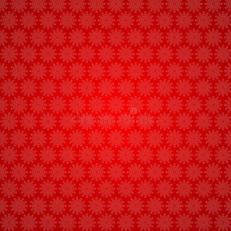 bakgrund mönstrad snowflake royaltyfria foton
