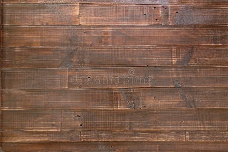 Bakgrund och röd wood textur royaltyfria foton