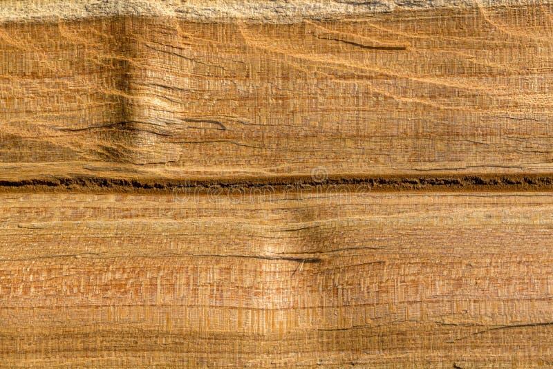 Bakgrund och textur av den naturliga körsbäret i ett snitt arkivbild