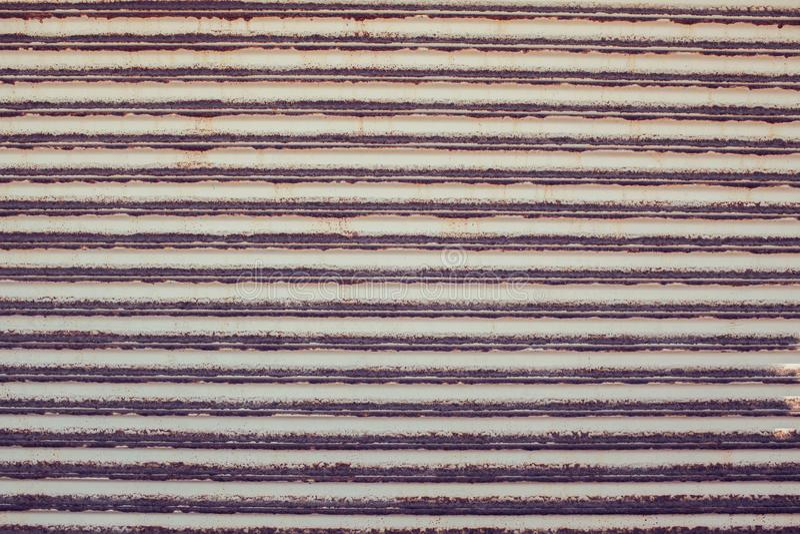 Bakgrund och textur för gammalt metalljärn rostig royaltyfri fotografi