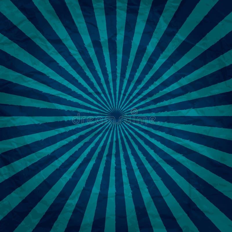 bakgrund rays retro
