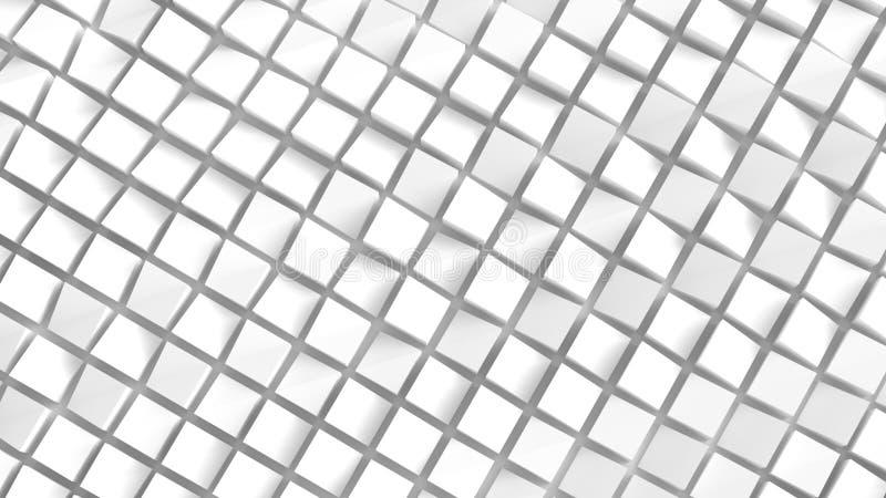 bakgrund skära i tärningar white royaltyfri bild