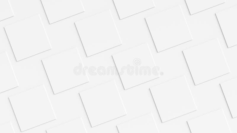 bakgrund skära i tärningar white royaltyfria bilder