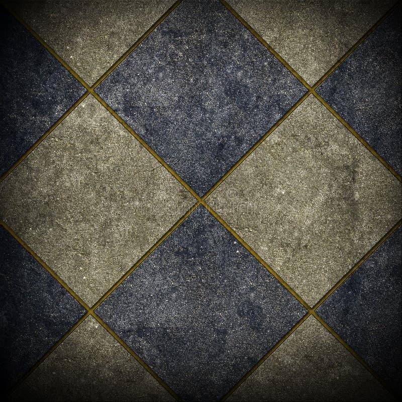 bakgrund skapade väggen för golvphotoshoptegelplattor royaltyfria foton