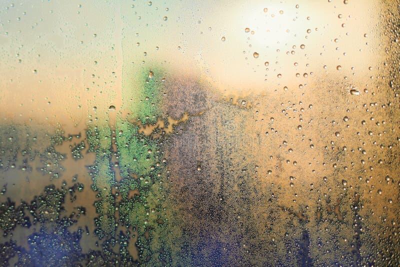 bakgrund tappar texturvatten royaltyfria bilder