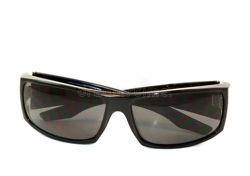 bakgrund vit vikt solglasögon för män s arkivfoto