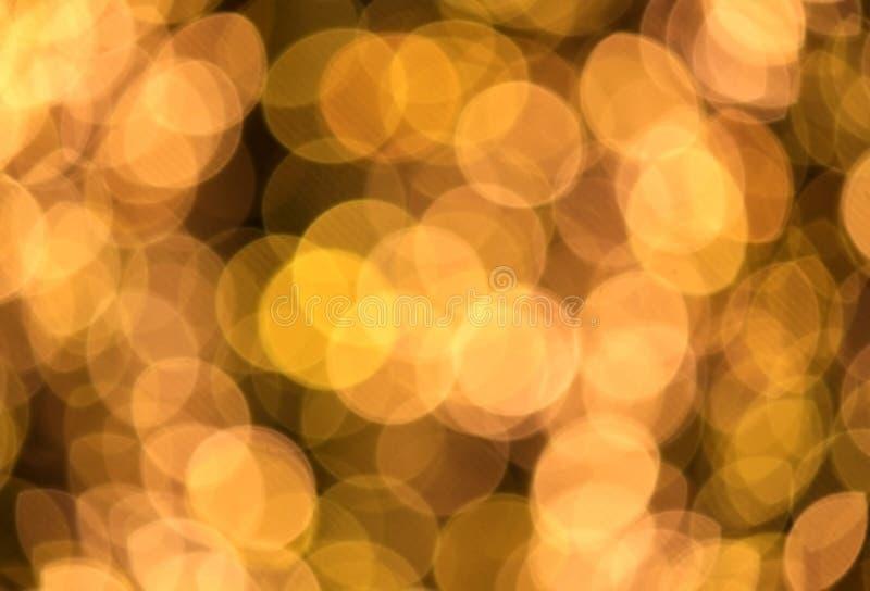 Bakgrunder för Bokeh abstrakt begreppljus arkivfoto