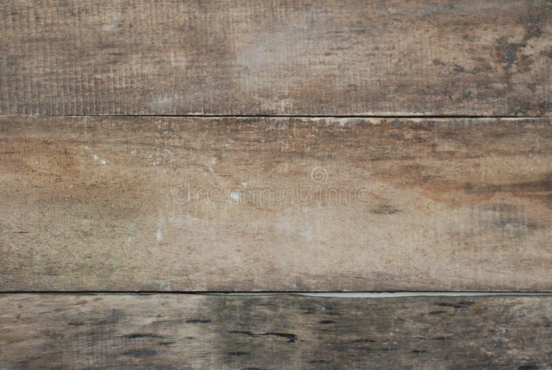 Bakgrunder och gammal tappning lantliga Gray Wooden Floor Wall för texturbegrepp royaltyfri foto