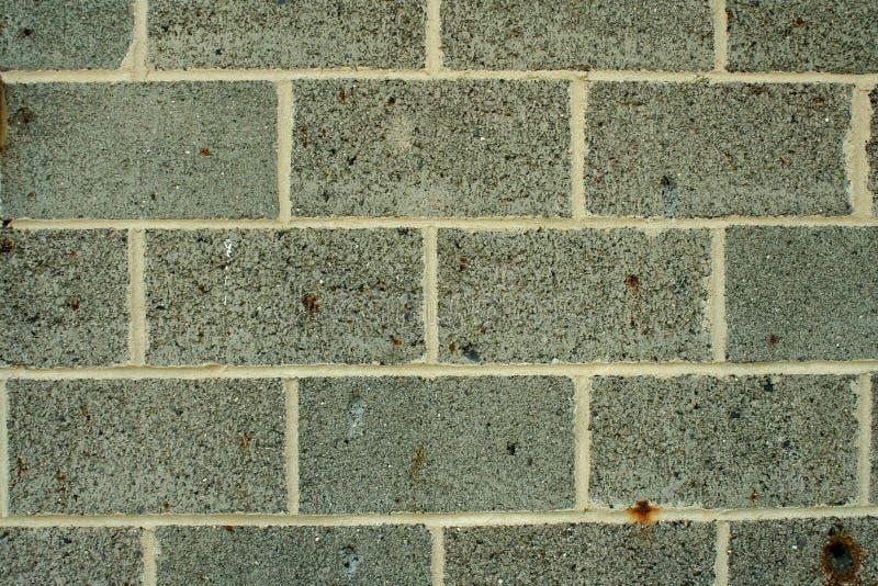 bakgrundsblockbetongvägg royaltyfria foton