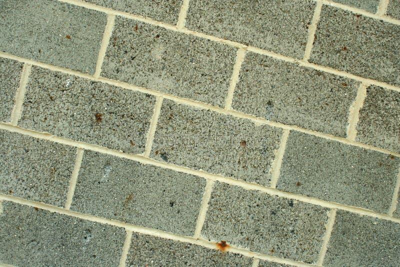 bakgrundsblockbetongvägg royaltyfri fotografi