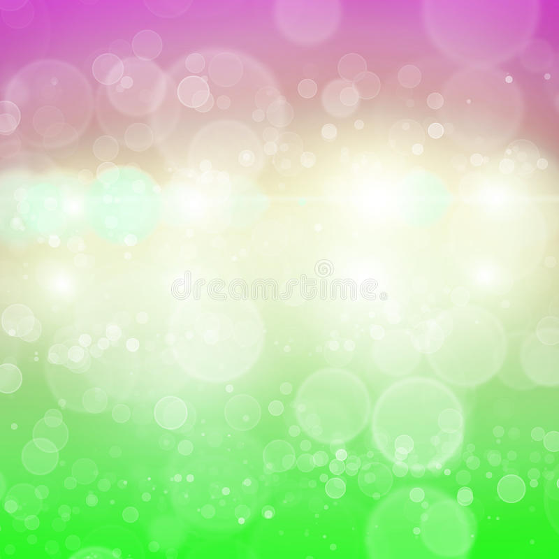 bakgrundsbokehmusik bemärker tematiskt vektor illustrationer