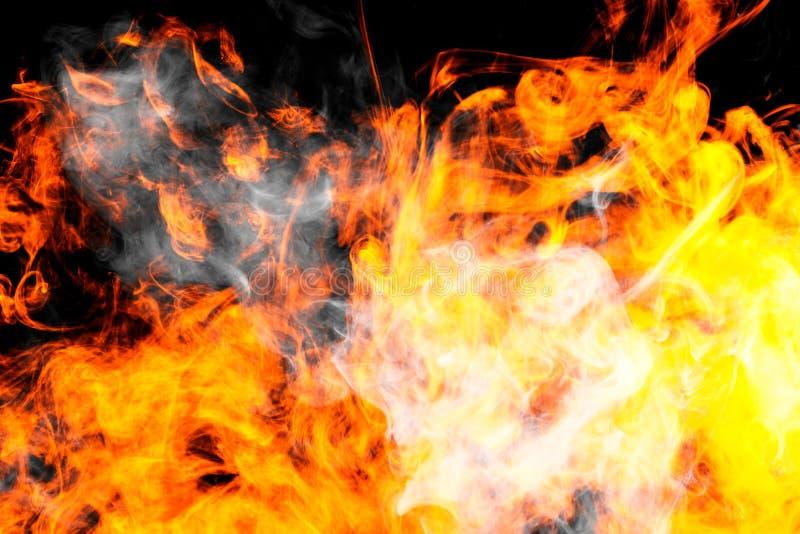 bakgrundsbrand flamm hög bildupplösning arkivfoton