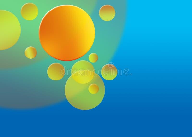 bakgrundsdesign vektor illustrationer