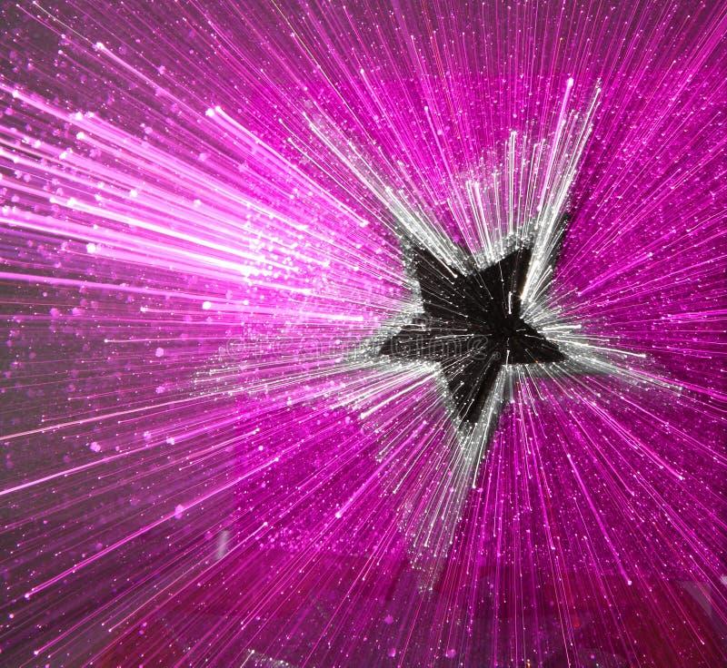 bakgrundsexplosionstjärna royaltyfria foton
