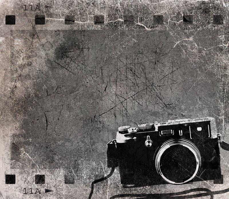bakgrundsfilmgrunge royaltyfri fotografi