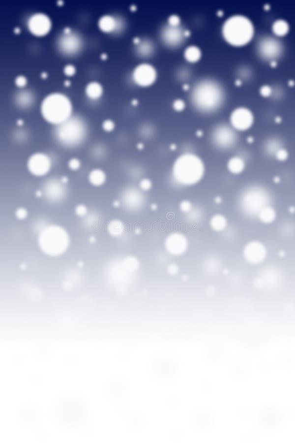 Download Bakgrundsflakes stock illustrationer. Illustration av snowflakes - 281316