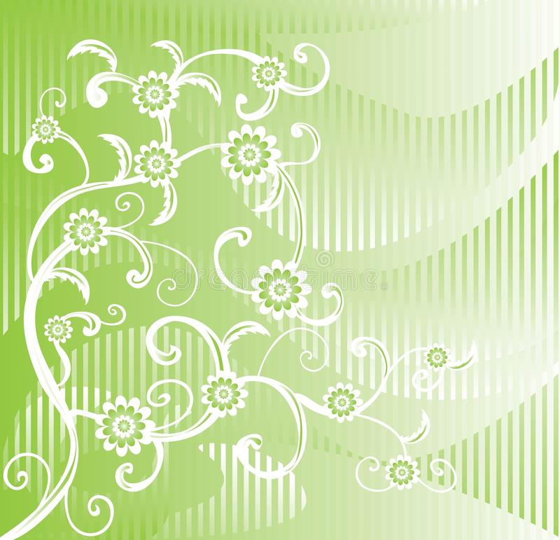 bakgrundsgreen vektor illustrationer
