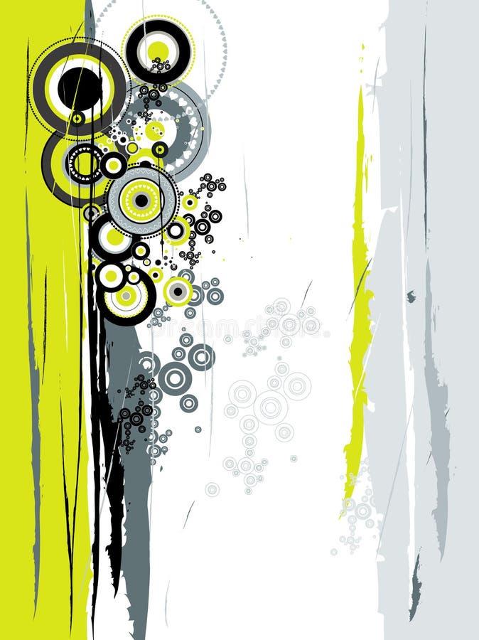 bakgrundsgrungevektor vektor illustrationer
