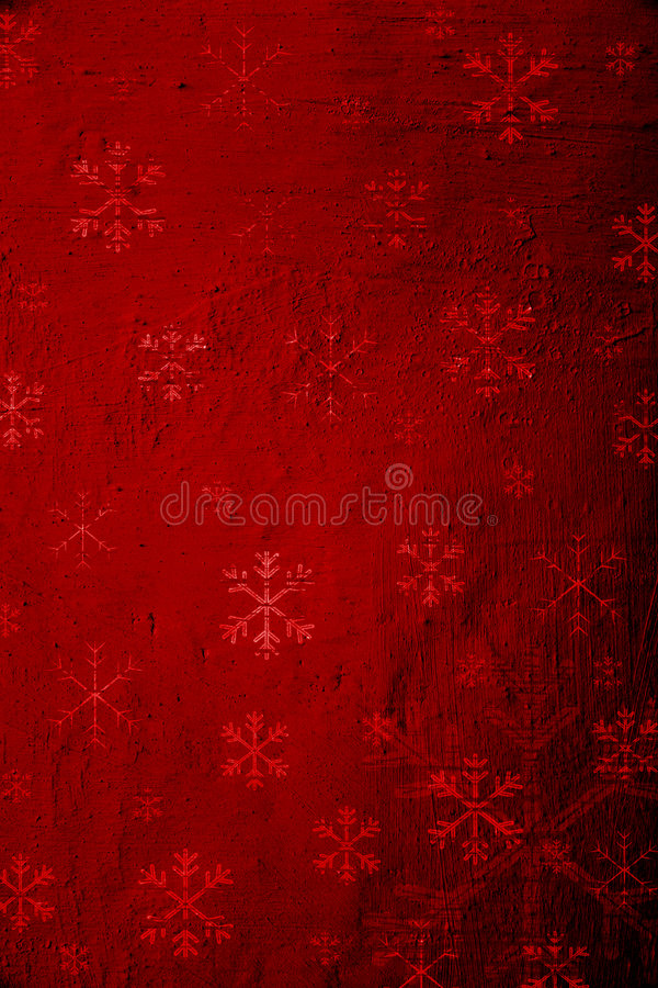bakgrundsjulsnowflakes arkivfoton