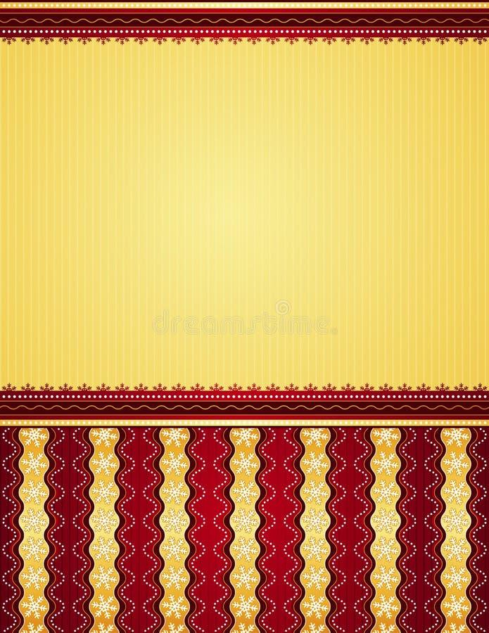 bakgrundsjulvektor royaltyfri illustrationer