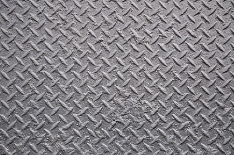 bakgrundsmetalldäckmönster arkivfoto