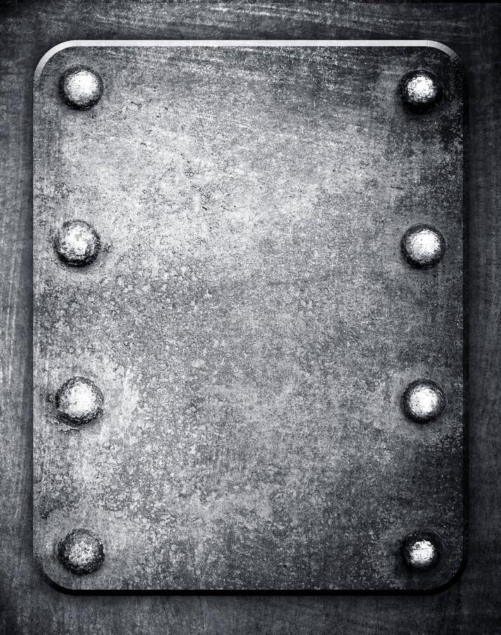 bakgrundsmetallmodell arkivfoton