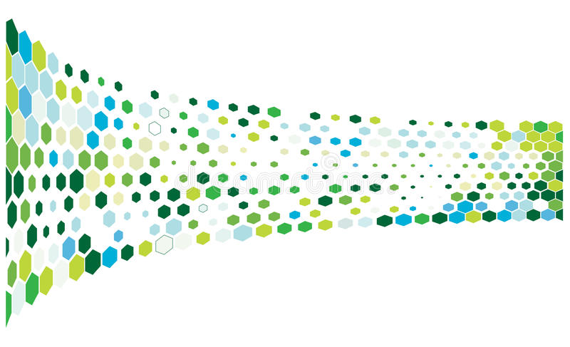 bakgrundsmosaik stock illustrationer