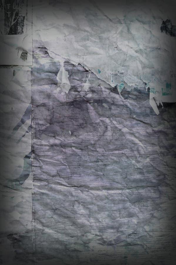 bakgrundsplaybill arkivfoton