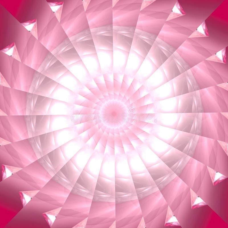 Download Bakgrundspnk arkivfoto. Bild av swirl, segment, kurvor - 995802