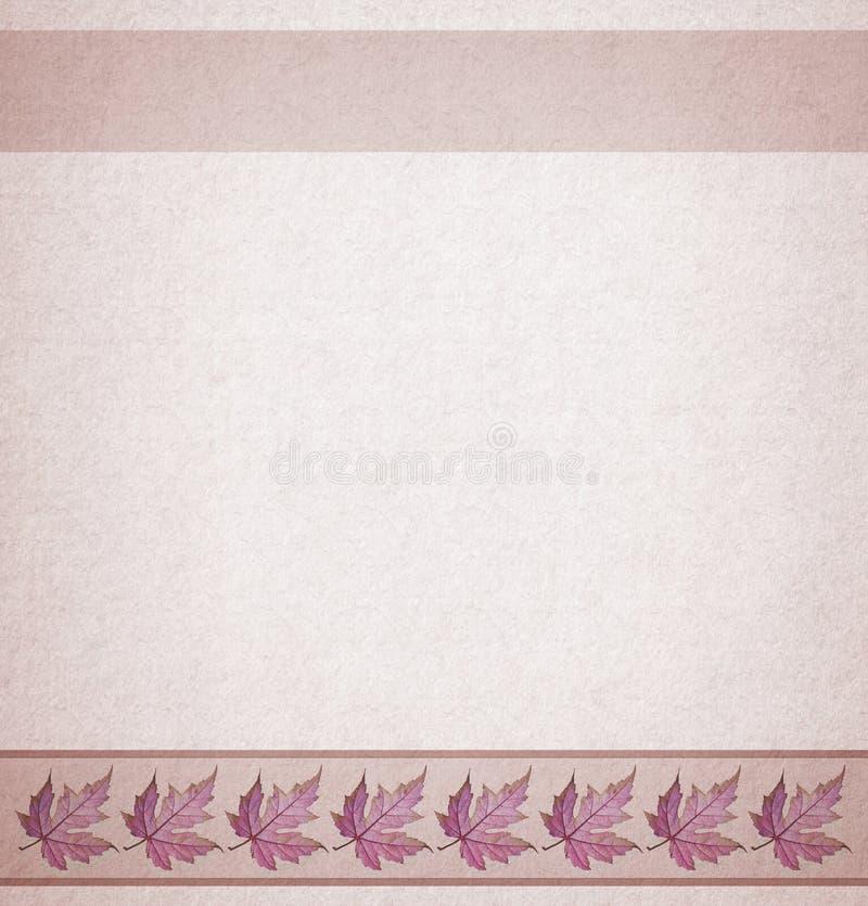 Bakgrundssidadesign för photobook, kort eller broschyr med nedgångsidor stock illustrationer
