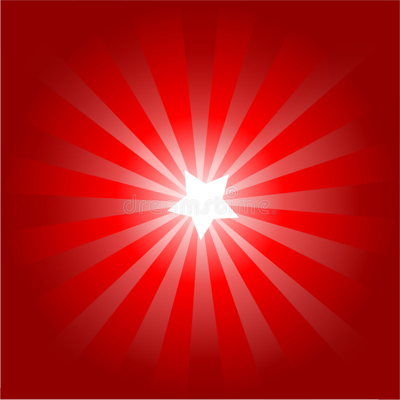 bakgrundsstjärna vektor illustrationer