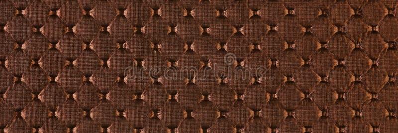 Bakgrundssyntetmaterial för konstgjort läder fotografering för bildbyråer
