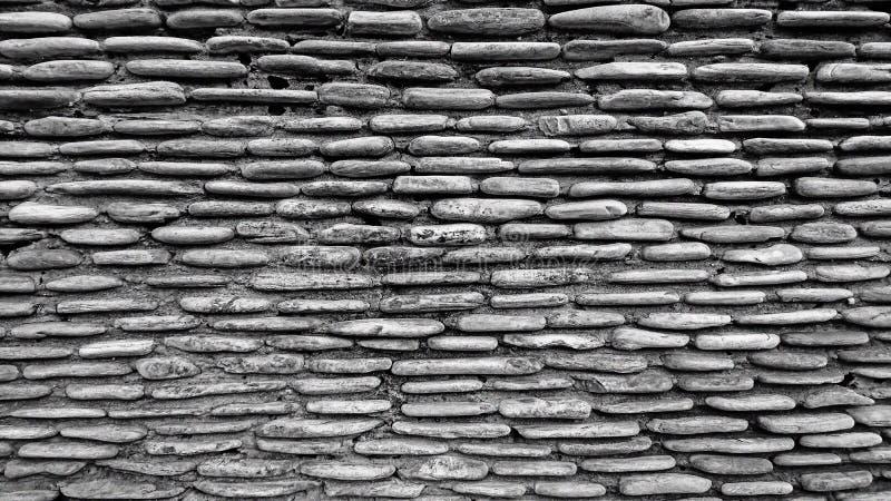 Bakgrundstextur av den vita stenv?ggen arkivbild