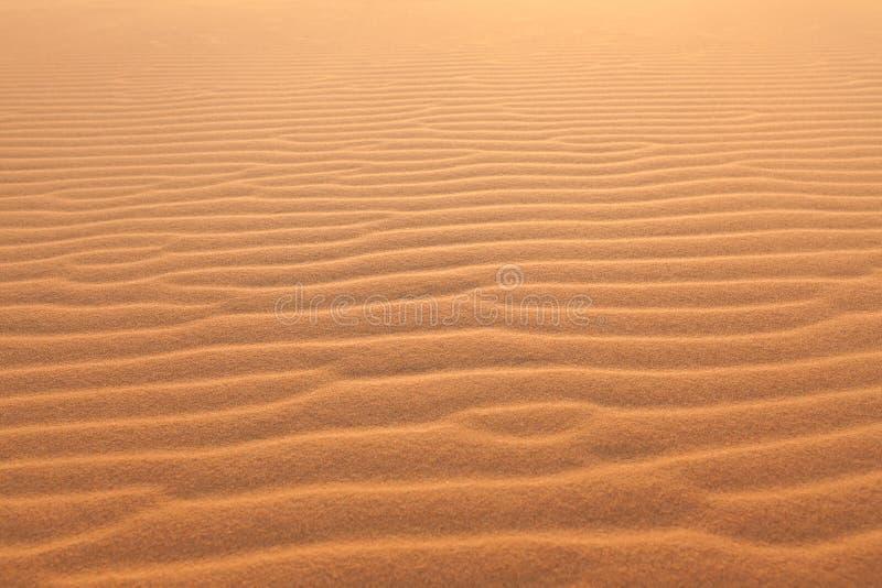 Bakgrundstextur av sand arkivfoto